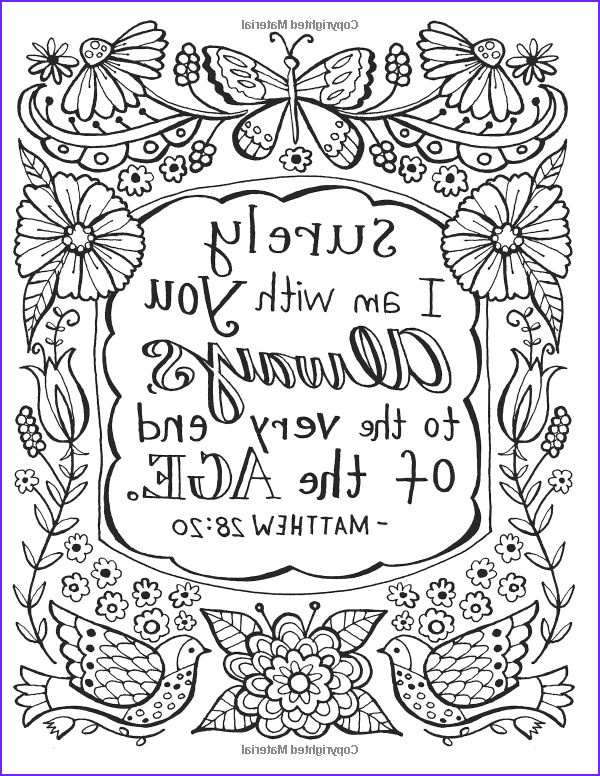 Adult Coloring Bible Beautiful Stock Color the Promises Of God An Adult Coloring Book for Your