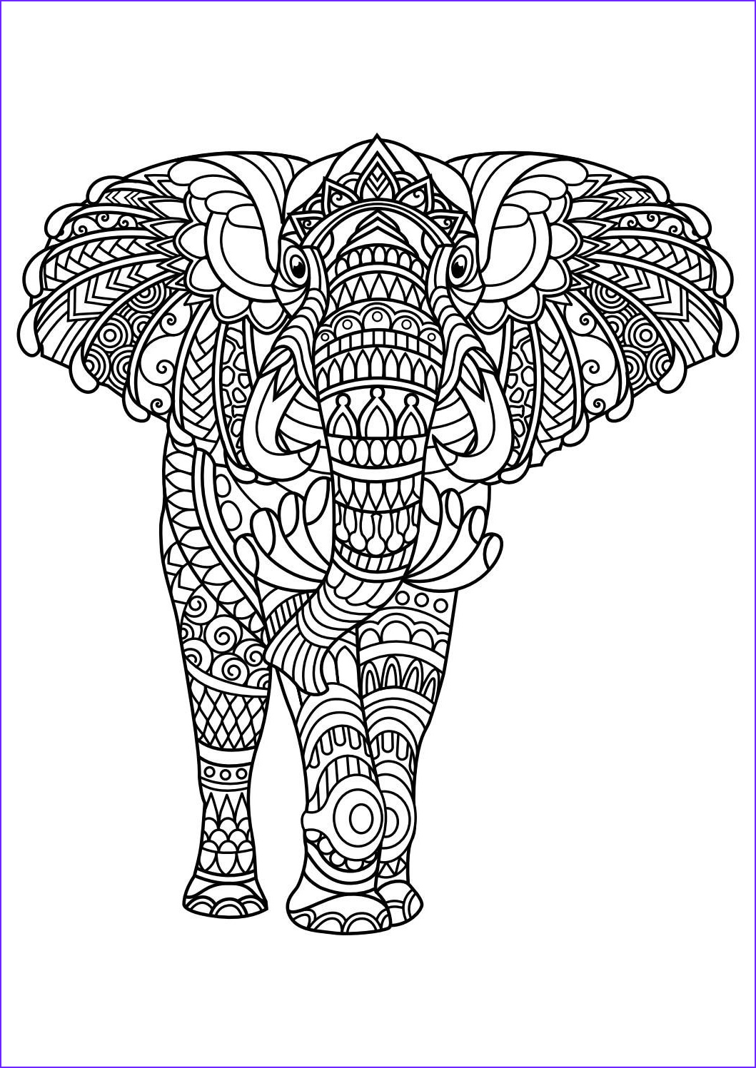 Adult Coloring Book Animals Awesome Photos Animal Coloring Pages Pdf Coloring Animals