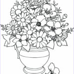Adult Coloring Book Flowers Unique Photos Mothers Day Flowers Coloring Pages Free
