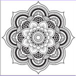 Adult Coloring Book Mandala Beautiful Photos 63 Adult Coloring Pages To Nourish Your Mental Visual
