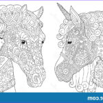 Adult Coloring Book Pages Fantasy Awesome Photos Fantasy Coloring Pages Stock Vector Illustration Of
