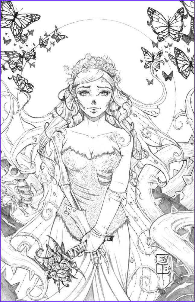 Adult Coloring Book Pages Fantasy Best Of Collection Image Result for Erotic Halloween Coloring Pages