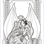 Adult Coloring Book Pages Fantasy Elegant Photos Image Result For Free Printable Fantasy Pinup Girl