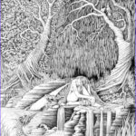 Adult Coloring Book Pages Fantasy Luxury Image River Of Dreams By Ellfiviantart On Deviantart