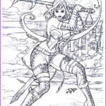 Adult Coloring Book Pages Fantasy Luxury Image Zenescope Gft Wonderlan 22 By Pant On Deviantart
