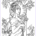 Adult Coloring Book Pages Fantasy New Photos Pin By Brenda Mendenhall On Art I Like