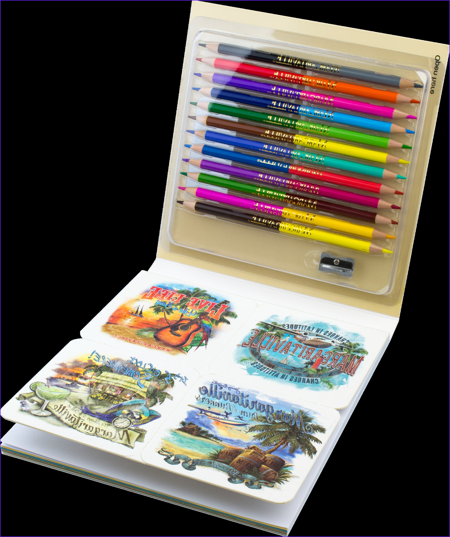 Adult Coloring Book Pencils Awesome Photos Margaritaville 5 O Clock somewhere Adult Coloring Book