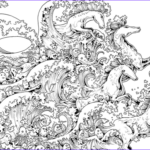 Adult Coloring Book Pictures Elegant Photos 10 Intricate Adult Coloring Books To Help You De Stress