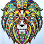 Adult Coloring Book Stress Relieving Animal Designs Inspirational Photos 17 Best Images About Acbigcat On Pinterest