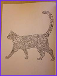 Adult Coloring Book Stress Relieving Animal Designs Unique Stock Adult Coloring Book Stress Relieving Animal Designs Blue