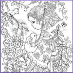 Adult Coloring Books And Pencils Awesome Photos Coloring Book Pages Digital Download Colored Pencils
