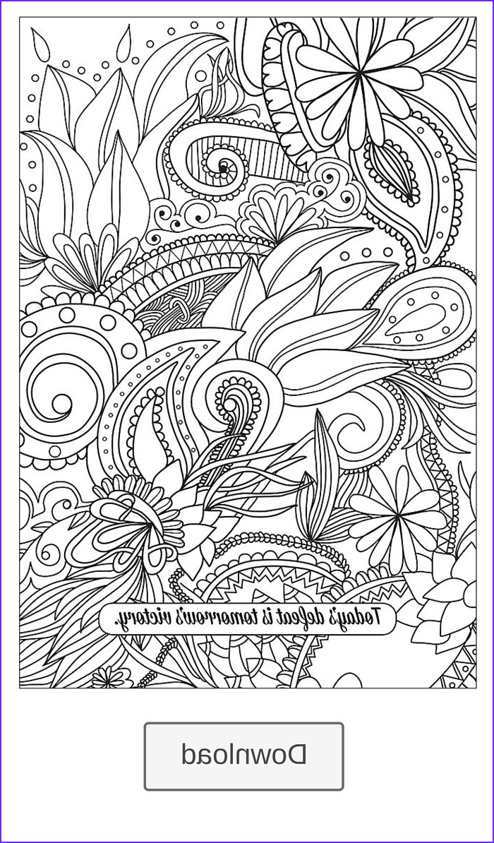 """Adult Coloring Books Download Beautiful Gallery Download This Coloring Page From """"color Yourself Happy"""