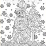 Adult Coloring Books Download Best Of Images Free Magical Christmas Adult Coloring Pages