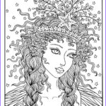Adult Coloring Books Download New Stock 5 Pages Fairies Digital Downloads Instant Coloring Pages