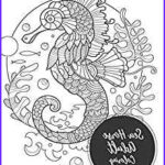 Adult Coloring Books For Men New Images Amazon Sea Horse Adult Coloring Book Stress