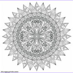 Adult Coloring Books Mandalas Awesome Collection Advanced Mandala Marvelous Adults Coloring Pages Printable