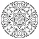 Adult Coloring Books Mandalas Cool Photos Mandala From Free Coloring Books For Adults 13 M&alas