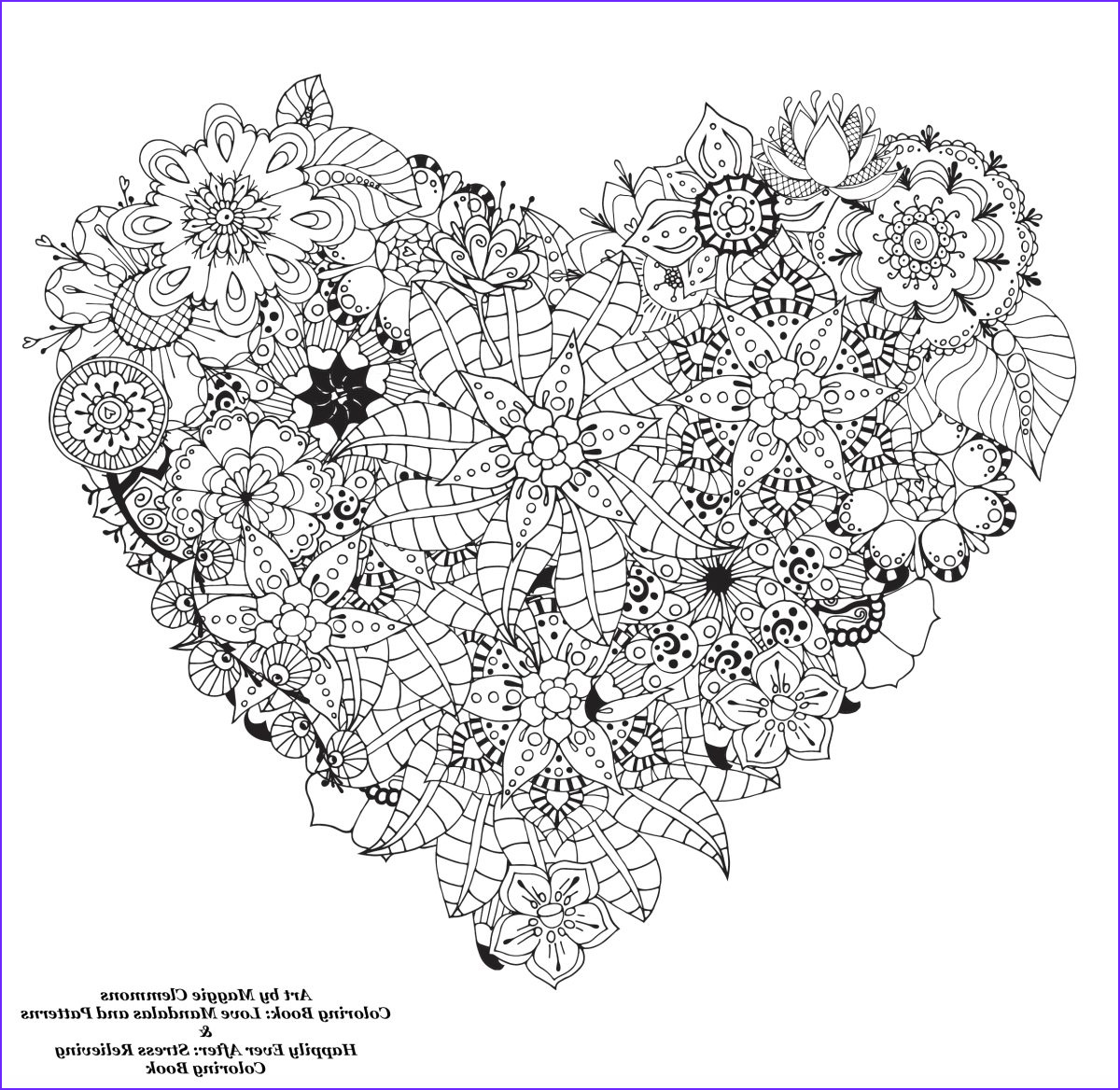 free coloring pages from maggie clemmons