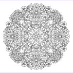 Adult Coloring Books Mandalas Luxury Stock Mandala To In Pdf 9 M&alas Adult Coloring Pages