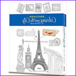 Adult Coloring Christmas Cards Awesome Image Amazon Coloring And The City Adult Coloring Books