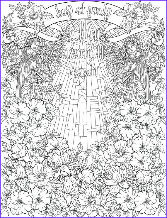 adult colouring christmas easter zentangles