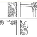Adult Coloring Christmas Cards Luxury Photos Diy Christmas Ornament Bookmarks Holiday Crafts Color Your