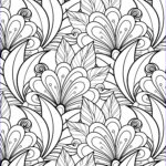 Adult Coloring Flowers Luxury Images 24 More Free Printable Adult Coloring Pages