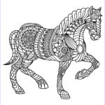 Adult Coloring Horse Luxury Image Free Book Horse Horses Adult Coloring Pages
