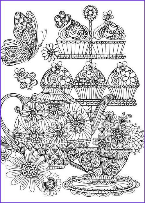 Adult Coloring Markers Inspirational Gallery Spectrum Noir Colorista A4 Marker Pad In Full Bloom