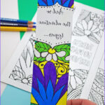 Adult Coloring Markers Unique Stock Free Printable Adult Coloring Page With Bookmarks
