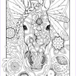 Adult Coloring Pages Animals Beautiful Photos Escape To A World Of Flying Creatures Unicorns And