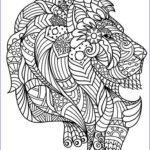 Adult Coloring Pages Animals Inspirational Stock 803 Best Animal Coloring Pages For Adults Images On