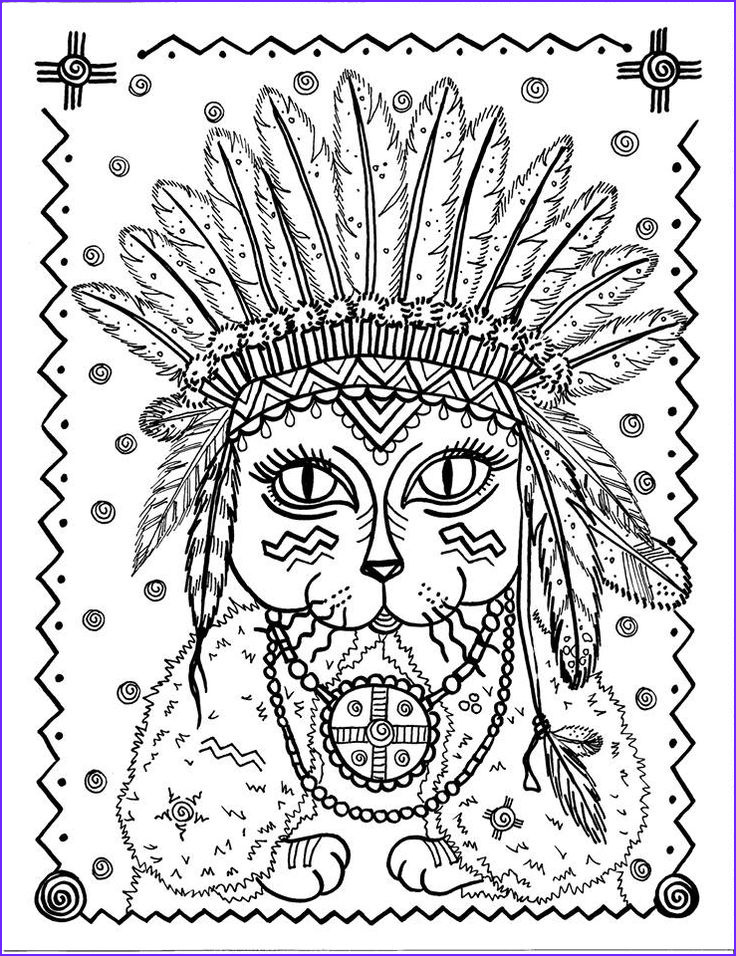 Adult Coloring Pages Cat Beautiful Images Pin by Margit Ernstsen On Cats to Color