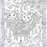 Adult Coloring Pages Cats Awesome Photos 106 Bästa Bilderna Om Coloring Pages Cats På Pinterest