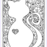 Adult Coloring Pages Cats Beautiful Photos Free Cat Mindful Coloring Pages For Kids & Adults