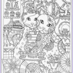 Adult Coloring Pages Cats Best Of Stock Cat Coloring Pages For Adult