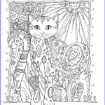 Adult Coloring Pages Cats Luxury Photography Creative Haven Creative Cats Coloring Book Creative Haven