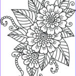 Adult Coloring Pages Easy Beautiful Stock Simple Adult Coloring Pages Perfect For Alzheimer S And