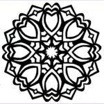Adult Coloring Pages Easy New Photos Simple Mandala Coloring Pages Google Search