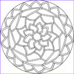 Adult Coloring Pages Easy Unique Gallery Simple Mandala Coloring Pages 01