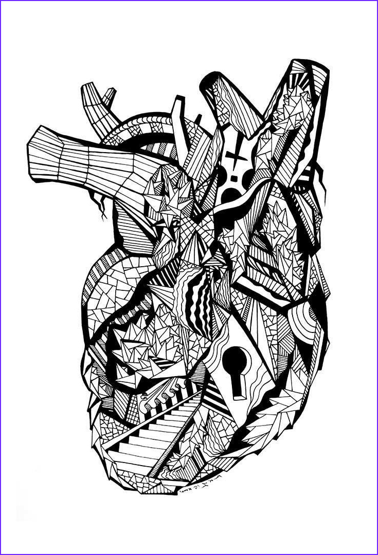 Adult Coloring Pages Free Printable Elegant Photos 24 Cool Free Coloring Pages for Adults and Kids
