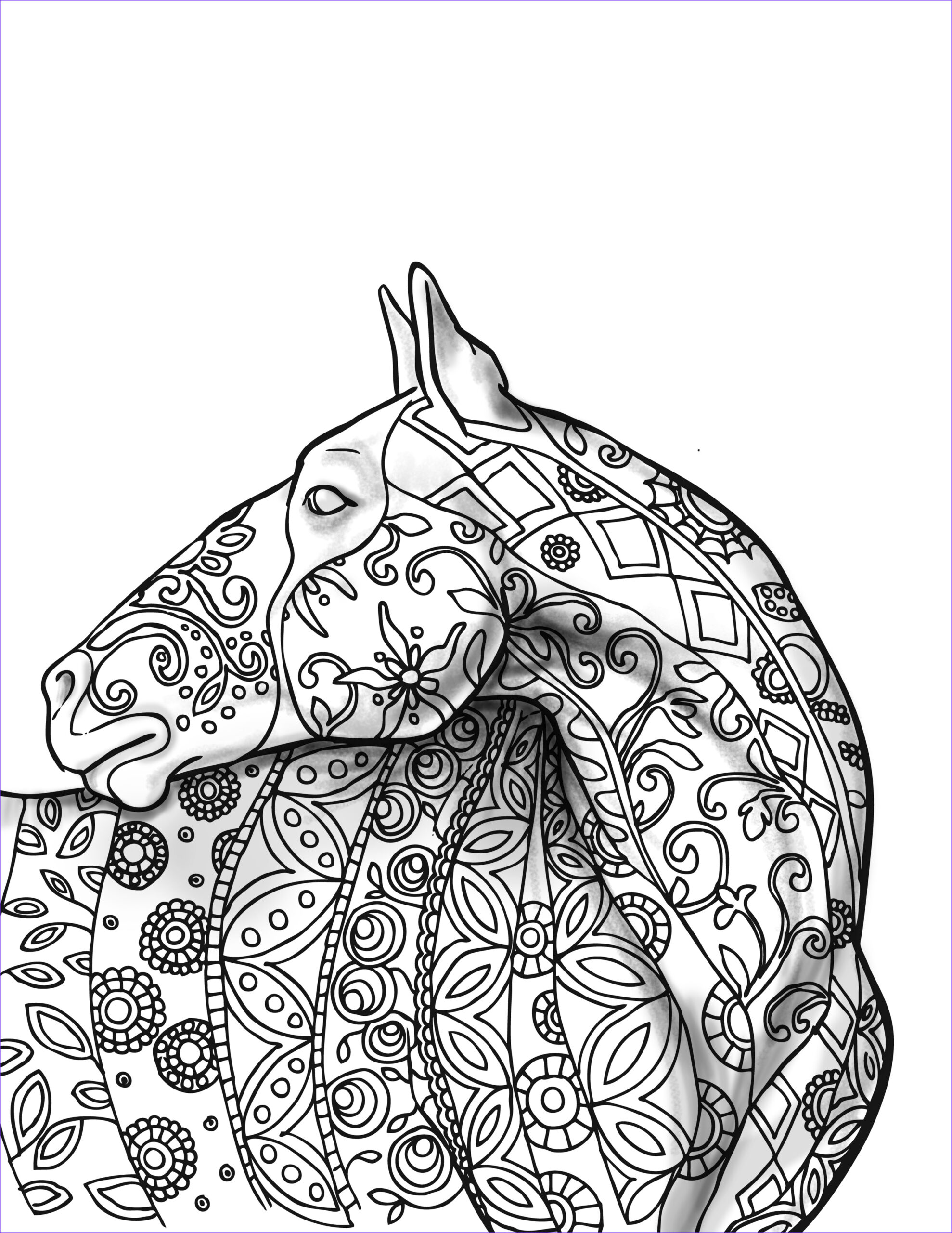 coloring book samples for publishing