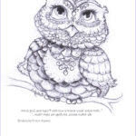 Adult Coloring Pages Owls Best Of Photos Being Up With The Owls Hattifant