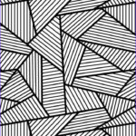 Adult Coloring Pages Patterns Awesome Images Free Coloring Page Coloring Adult Triangles Traits Anti