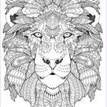Adult Coloring Pages Pdf Inspirational Stock Awesome Animals Adult Coloring Pages Coloring Pages