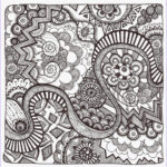 Adult Coloring Pages Printable Cool Photos Free Printable Zentangle Coloring Pages For Adults