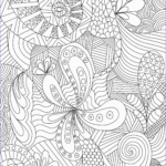 Adult Coloring Pages Printable Elegant Images Zentangle Colouring Pages In The Playroom