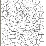Adult Coloring Pages Printable New Stock Free Printable Color By Number Coloring Pages For Adults