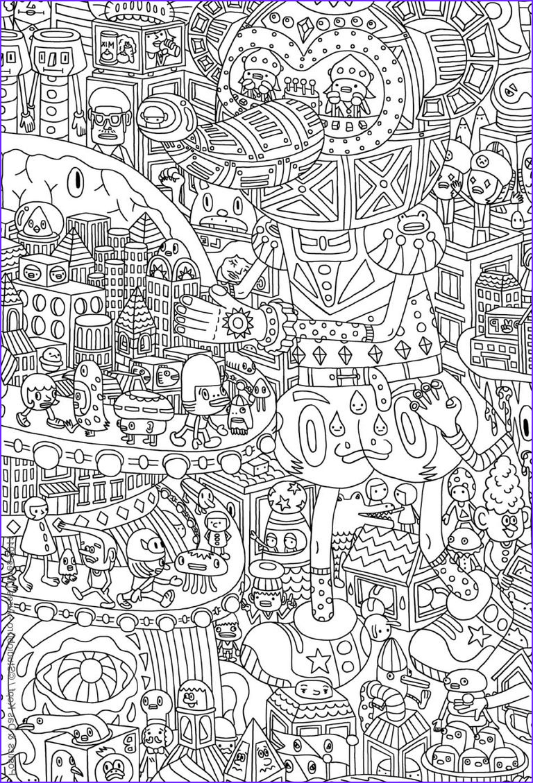Adult Coloring Pictures Cool Collection Free Printable Coloring Pages For Adults