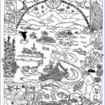 Adult Coloring Posters Beautiful Image Intricate Coloring Pages For Adults Coloring Home